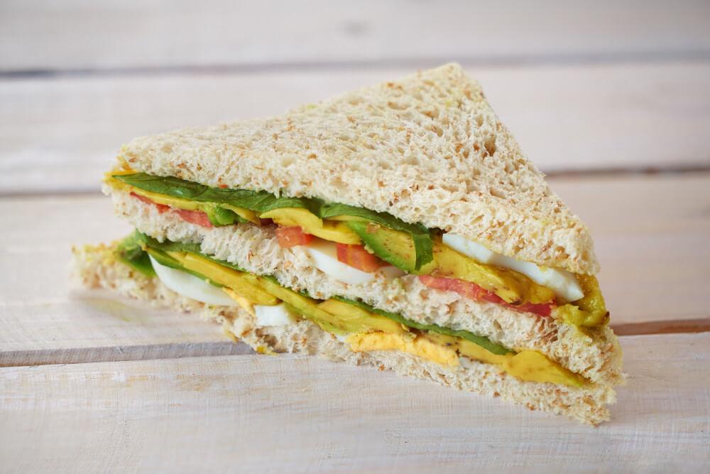 Egg & Avo Sandwich